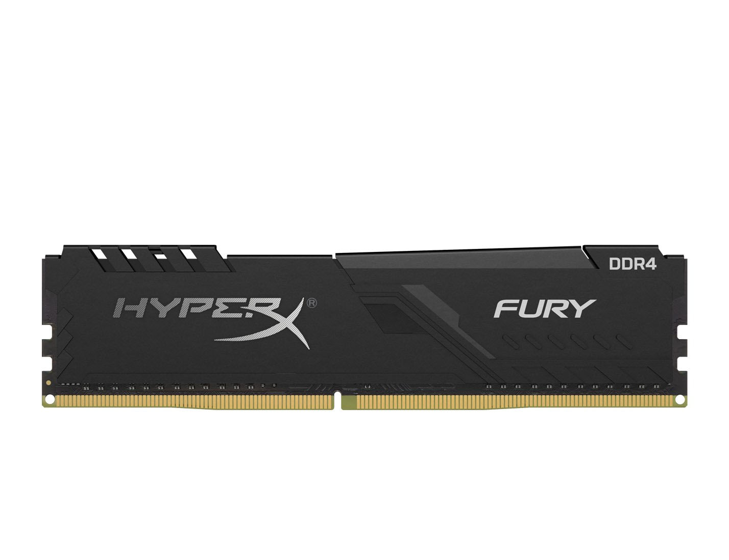 Kingston 8GB 2666Mhz DDR4 CL16 DIMM Fury HyperX Black