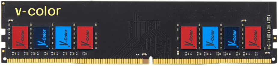 DDRAM IV V-COLOR 8GB Bus 2400Mhz