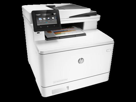 HP Color LaserJet MFP M477fnw (CF377A)