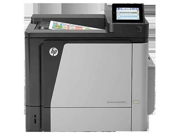 HP Color LaserJet Ent M651n Printer (CZ255A)