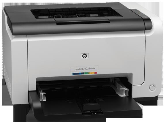 HP LaserJet CP1025 Color Printer (CF346A)
