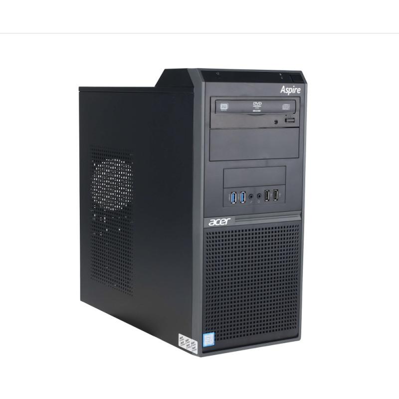 Máy tính để bàn Acer M230, Pentium G5400(3.70 GHz,4MB), 4GBRAM, 1TBHDD, Intel UHD Graphics, USB KB&Mouse, Endless OS, 1Y WTY_UX.VQVSI.143