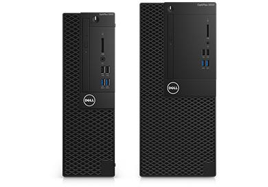 Máy tính để bàn Dell OPTIPLEX 3050SFF (3050SFF-7500-1TBKHDD)