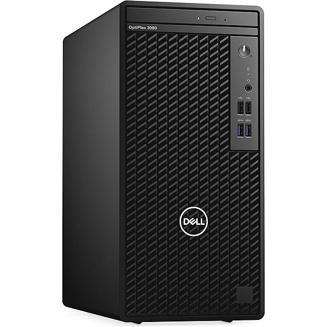 Máy tính để bàn Dell OptiPlex 3080 Minitower 3080MT-i310100-4GSSD3Y