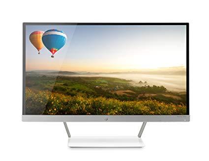 Monitor HP Pavilion 24FW 24-inch IPS LED - VGA + HDMI/ TRẮNG (3KS63AA)