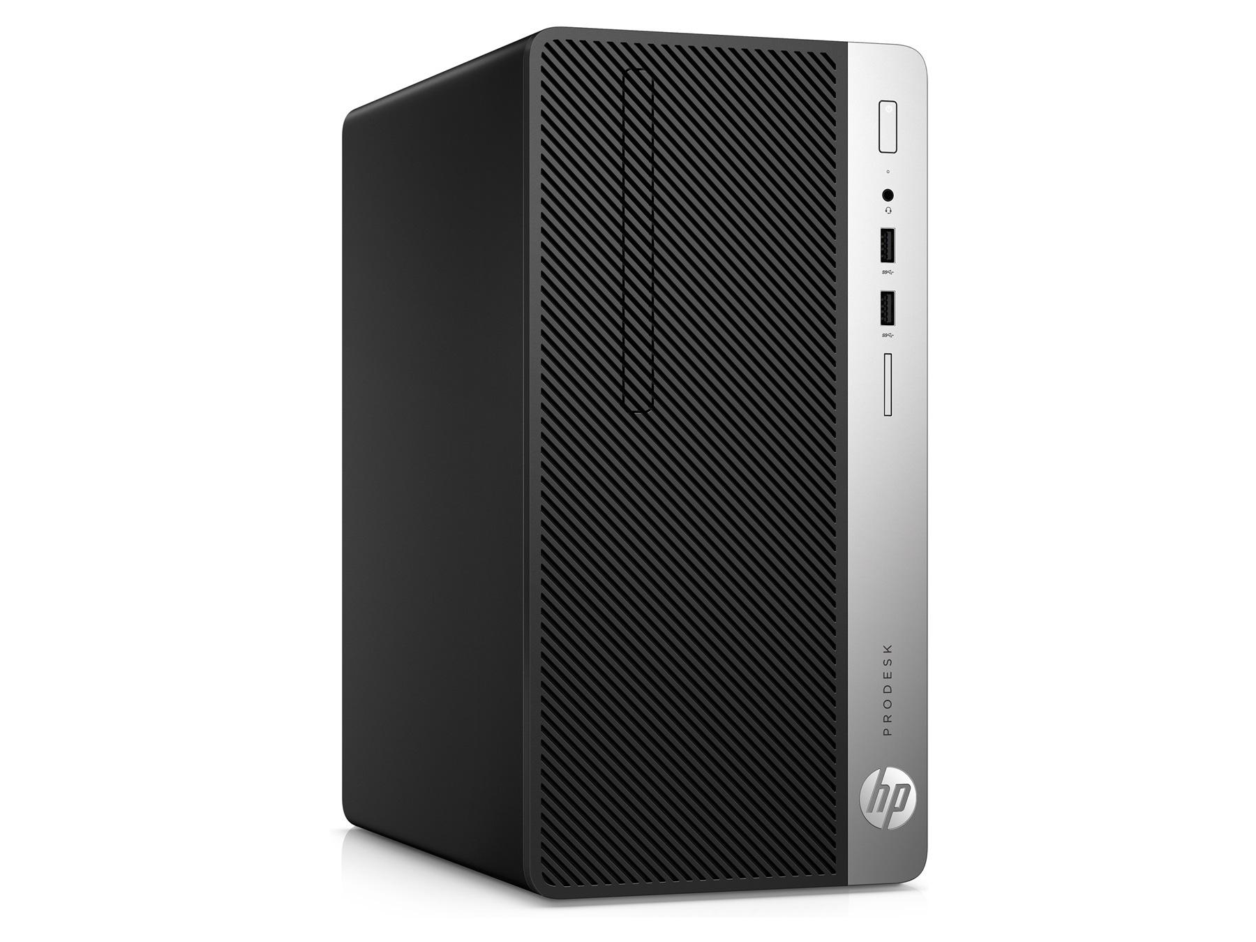 Máy tính để bàn HP ProDesk 400 G4 Desktop Mini - 4SA78PA