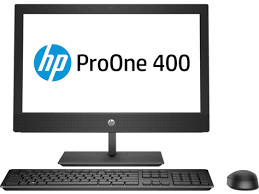 Máy tính tích hợp màn hình HP ProOne 400 G5 Touch AIO 8GB62PA