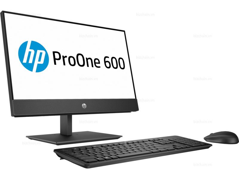 Máy tính để bàn HP ProOne 600 G5 AIO Touch - 8GG99PA