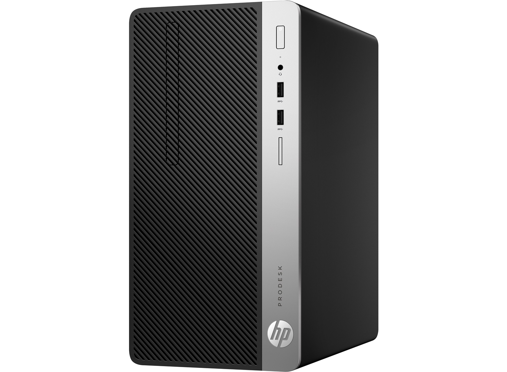 HP ProDesk 400 G6 MT (Black) 7YH08PA