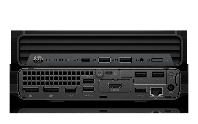 Máy tính để bàn HP EliteDesk 800 G6 Desktop Mini 264Z8PA