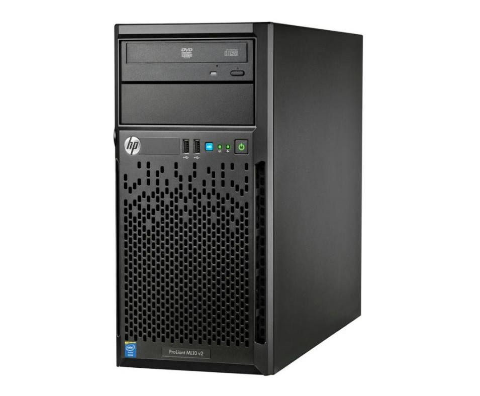 HPE ProLiant ML10 Gen9 E3-1225v5 8GB 4LFF (845678-375)