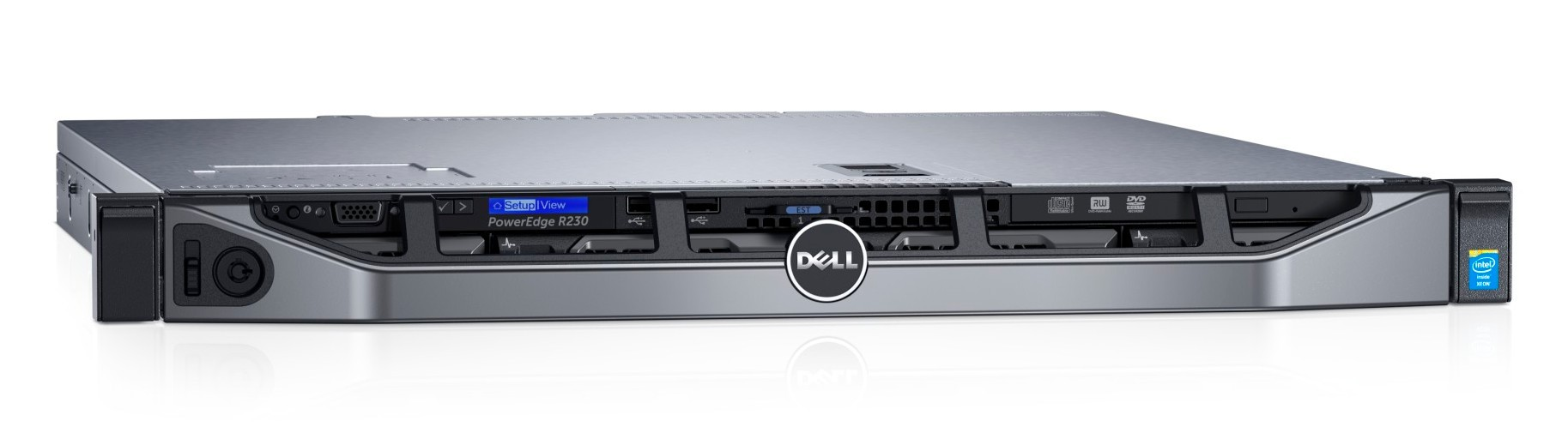 Máy chủ Dell PowerEdge R330 (4x3.5