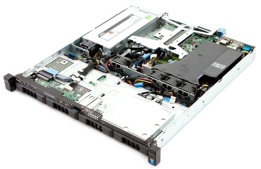 Dell PowerEdge R240 Server [E-2224 Non-hotplug] NEW