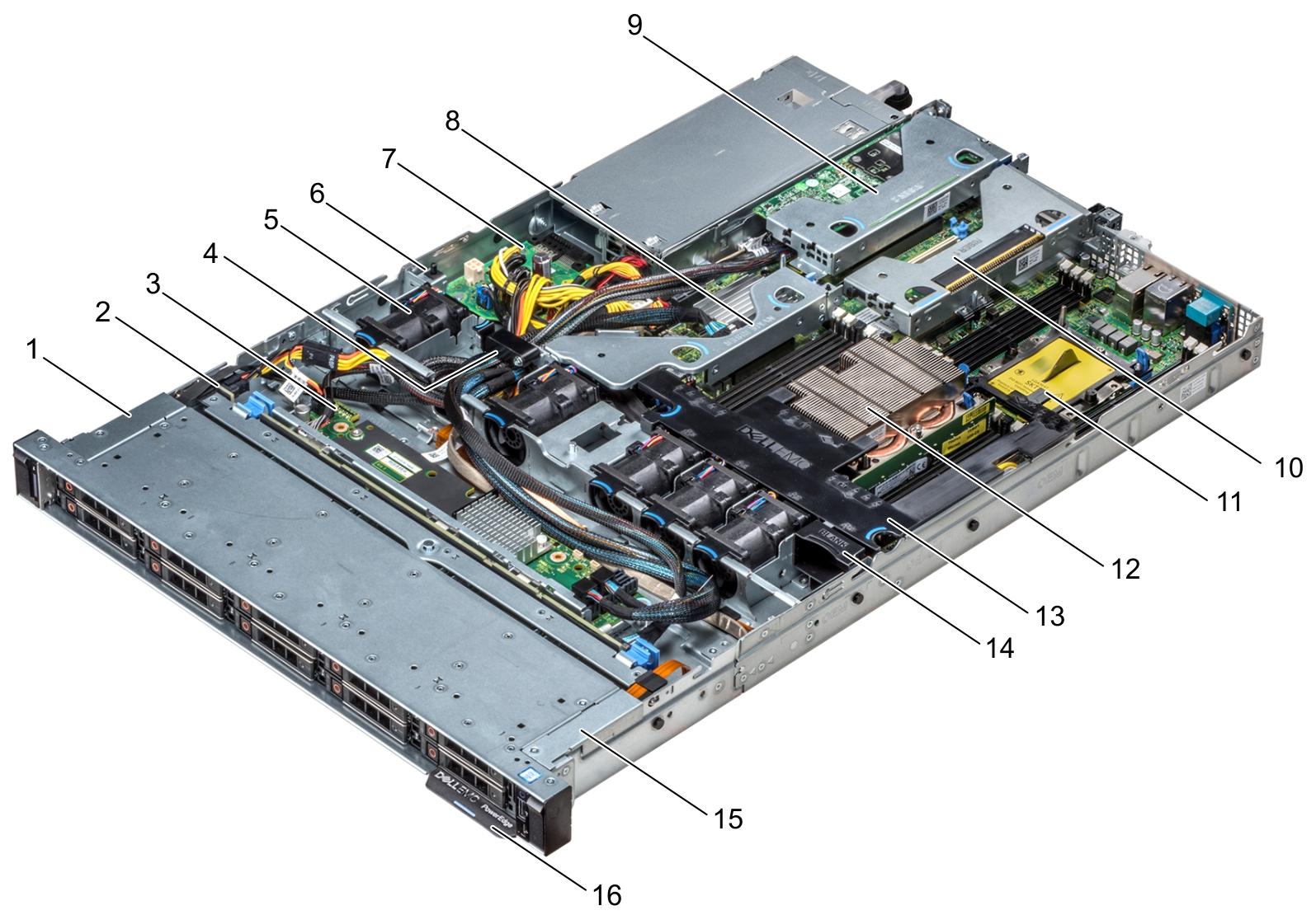 Dell PE R440 (8x2.5