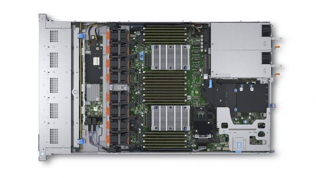 Dell PE R640 (8x2 5