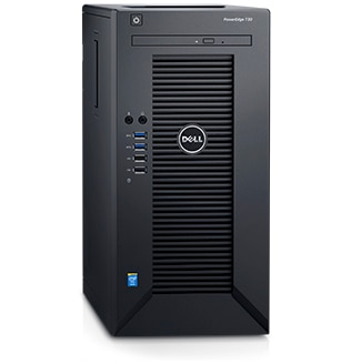 Dell PE T30 (Mini Tower)/E3-1225 v5/8GB/1TB/DVDRW/290W