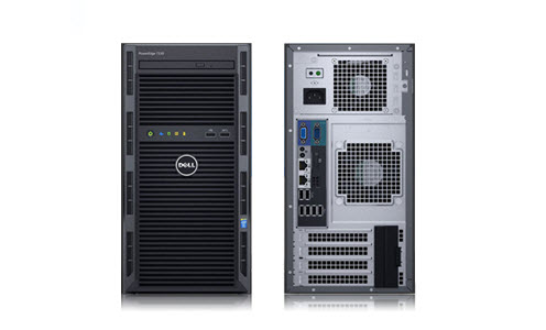 Máy chủ Dell PowerEdge T130 (4x3.5