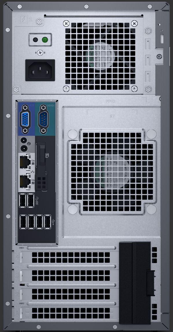 Máy chủ Dell PowerEdge T130 (4x3.5