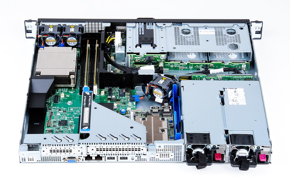 DL20 Gen10 2LFF E2224 (3.4GHz/4-core/71W)/ 16GB/ 290W PS/ Non HDD/ S100i/ 290W PS/ 3Y WTY