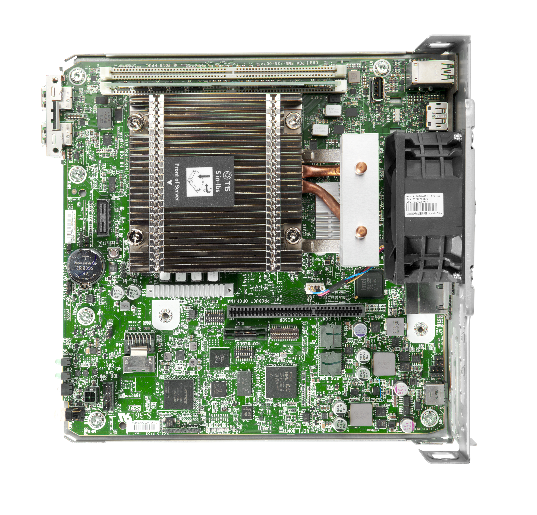 MicroServer Gen10 Plus/ 4LFF Non Hot Plug/ E2224 (3.4GHz/4-core/71W)/ 8GB/ No HDD/ S100i/ 180W PS