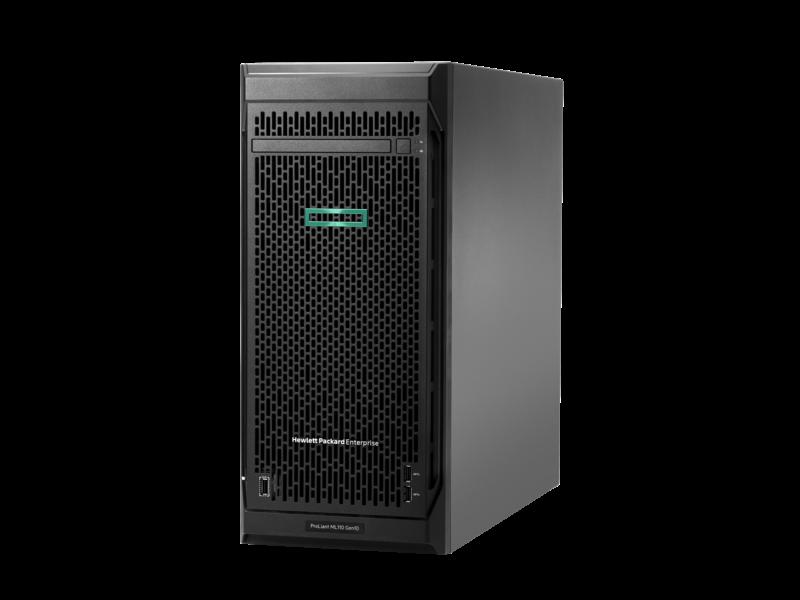 ML110 Gen10 4108 1.8GHz 8-core 1P 16GB-R S100i 4LFF Hot Plug 550W PS Perf Server