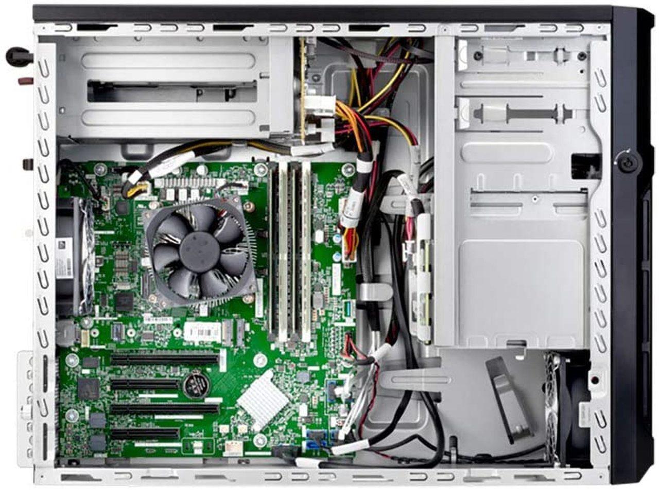 ML30 Gen10 4LFF NON Hot Plug/ E2224 (3.4GHz/4-core/71W)/ 16GB/ No HDD/ S100i/ 350W PS