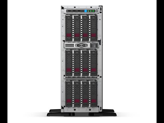 ML350 Gen10 4214 Xeon-S 2.2GHz 1P 12C 16GB, 8SFF, P408i-a non-HDD, 800W