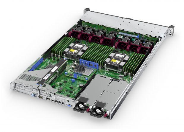 DL360 Gen10 Xeon Silver 4214R (2.4GHz 1P 12C), 16GB, 8SFF, P408i-a SAS/SATA, non-HDD, 1Gb 4-port 366FLR, 500W, 3Y WTY P19766-B21