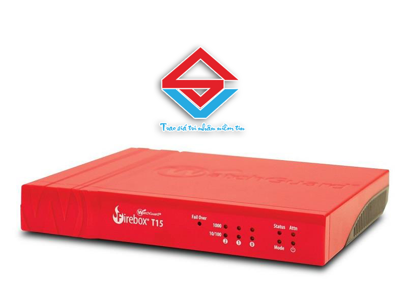 WatchGuard Firebox T15/T15-W