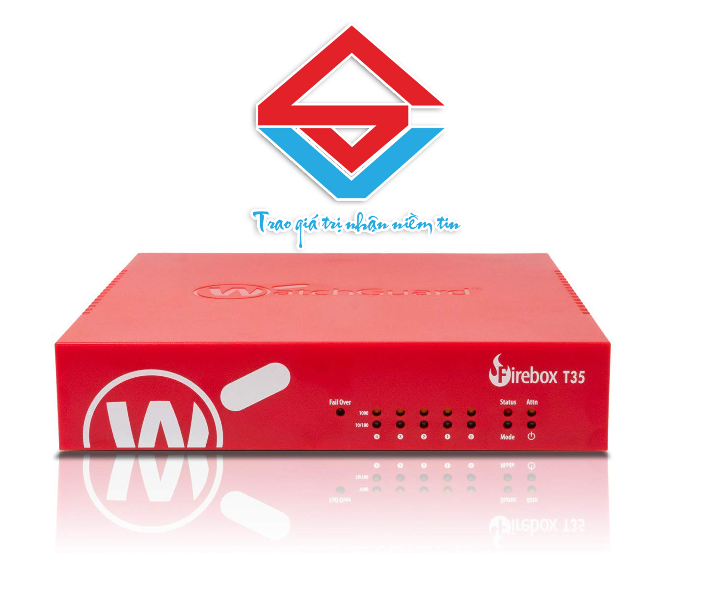 WatchGuard Firebox T35/T35-W