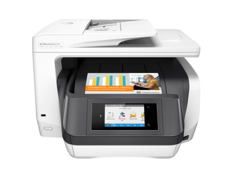Máy in HP OJ Pro 8730  All - In - One (D9L20A)
