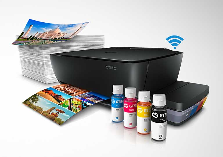 HP DeskJet GT 5820 All-in-One Printer (M2Q28A)