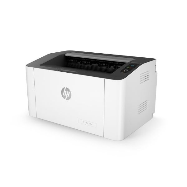 Máy in laser đen trắng HP Laser 107W (4ZB78A) - Wifi