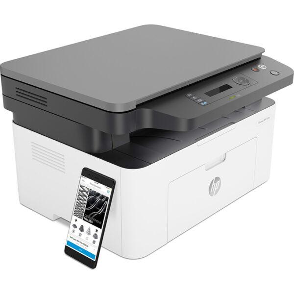 Máy in đa chức năng HP LaserJet MFP 135a Printer, 1Y WTY_4ZB82A