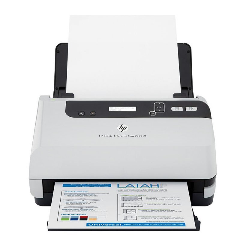 HP Scanjet Et Flow 7000 s2 Shtfd Scanner (L2730B)