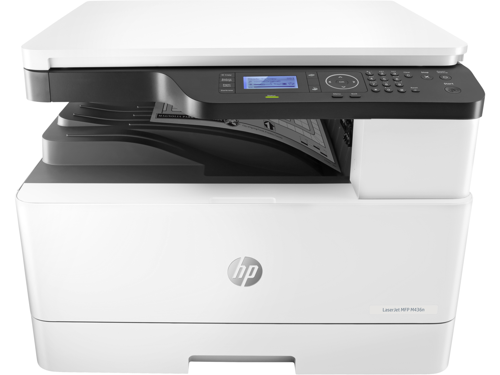 HP LaserJet MFP M436n Printer (W7U01A)