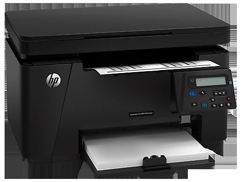 HP LaserJet Pro MFP M125nw Printer (CZ173A)