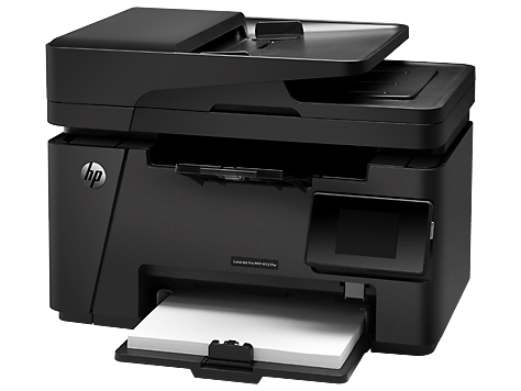 HP LaserJet Pro MFP M127fw Printer (CZ183A)