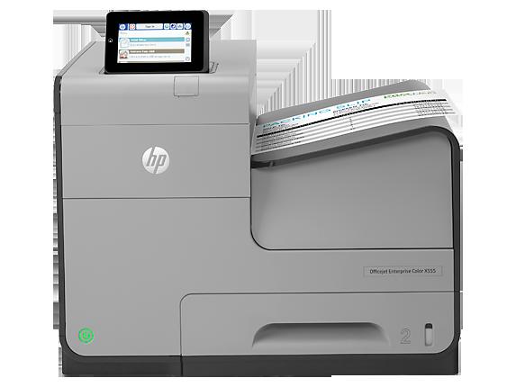 HP Officejet Ent Color X555xh Printer ()