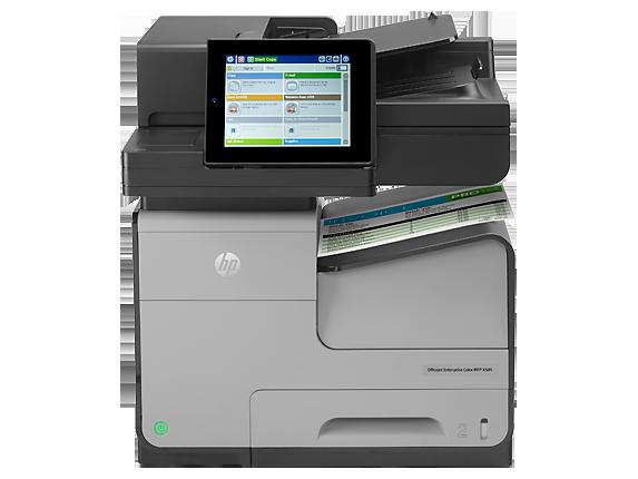 HP Officejet Ent Color MFP X585f (B5L05A)