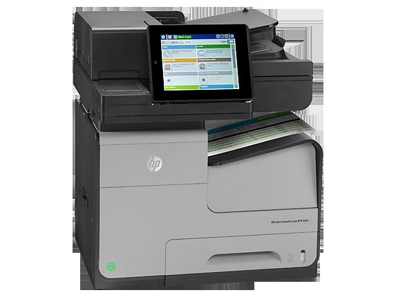 HP Officejet Ent Color MFP X585z Prntr (B5L06A)