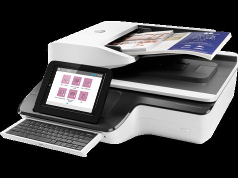 HP Scanjet Enterprise Flow N9120 fn2 (L2763A)