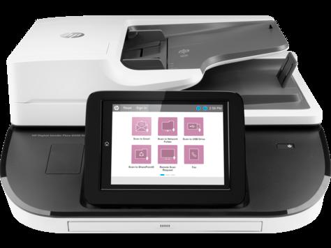 HP Digital Sender Flow 8500 fn2 (L2762A)