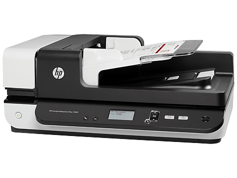 HP Scanjet Ent Flow 7500 Flatbed Scanner (L2725B)