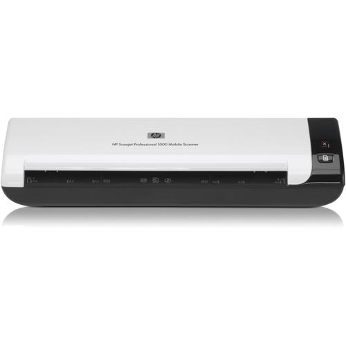 HP Scanjet 1000 Mobile Shtfd Scanner (L2722A)