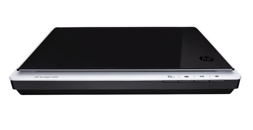 HP Scanjet 200 Flatbed Scanner (L2734A)