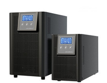 Bộ lưu điện Santak C10K LCD Tower, White 10kVA / 7kW ( Option mở rộng kết nối song song )