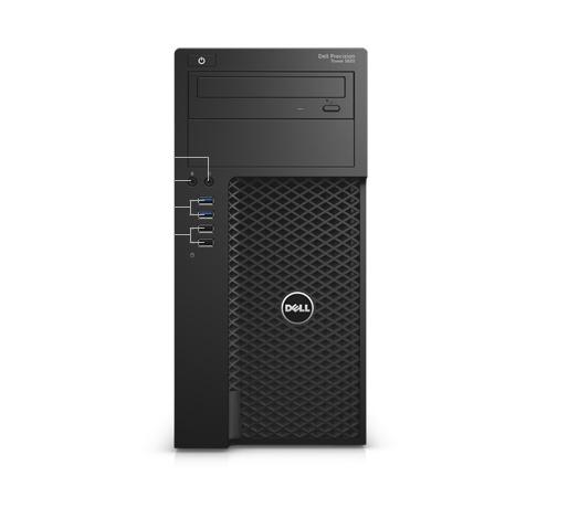 Máy tính trạm Dell Precision Tower 3620 XCTO BASE - 70154205