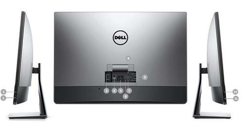 Máy tính trạm Dell Precision 5720 AIO CTO Base - 42PO570001 (All in one)