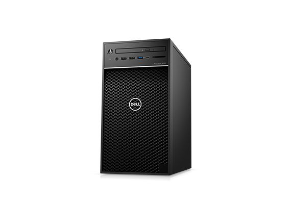 Máy tính trạm Dell Precision Tower 3630 CTO BASE 42PT3630D05 (Mini Tower)